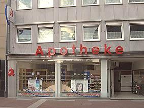 Foto der Apotheke am Europaplatz