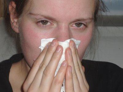 Trockene Nase