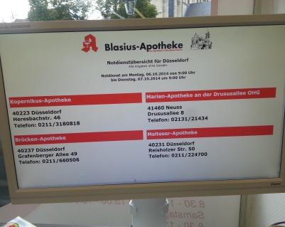 Blasius-Apotheke